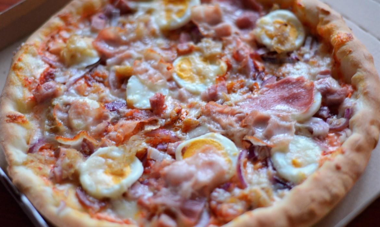 Brutál pizza