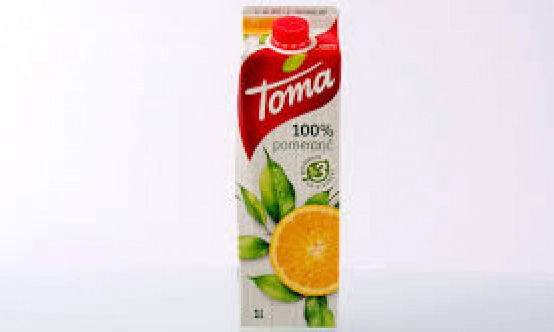 Toma narancslé 1l