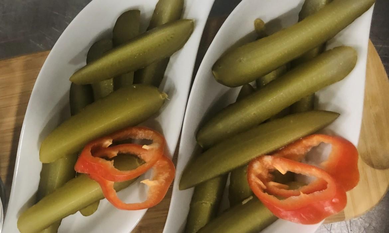 Kovászos/ csemege uborka